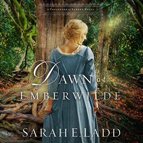 Dawn at Emberwilde audiobook cover art