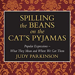 Spilling the Beans on the Cat's Pyjamas cover art