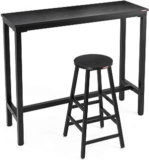 Best slim stool table Reviews