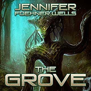 The Grove audiobook cover art