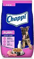 Chappi Puppy Dry Dog Food, Chicken & Milk, 3 kg