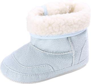 Zapatos de bebé Auxma Botas para la Nieve Suave de la