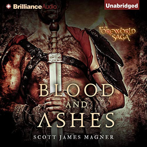 Blood and Ashes cover art