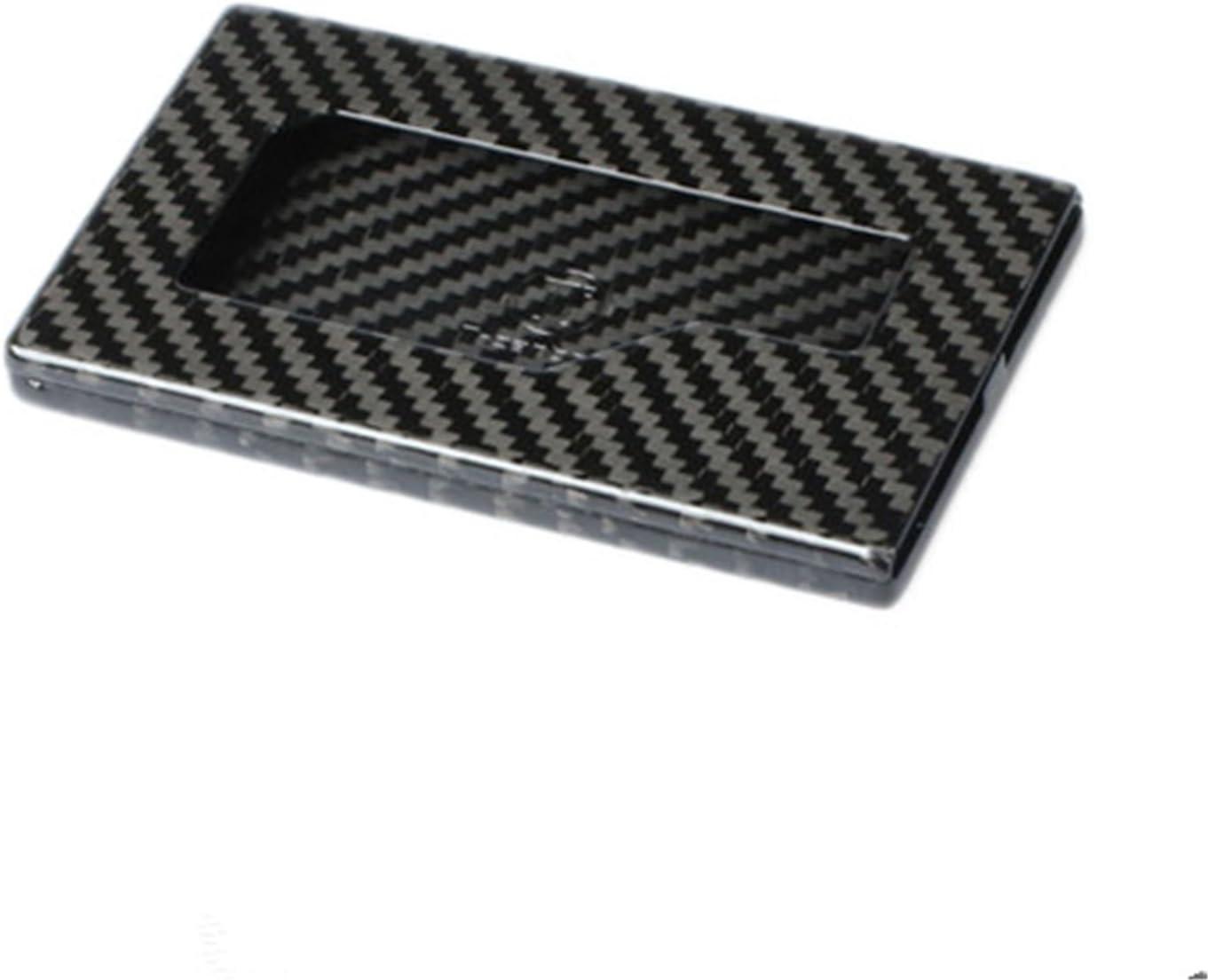 Real Genuine Carbon Fiber Business Bargain sale Card Professional 40% OFF Cheap Sale Holder Bus