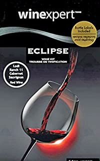 Wine Kit - Eclipse - Lodi Ranch 11 Cabernet Sauvignon