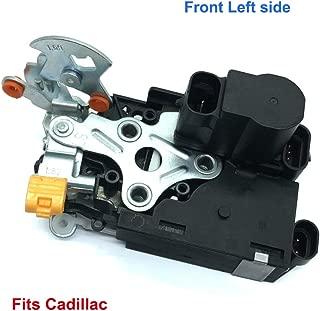 931-318 Front Left Door Lock Actuator 15053681 for Cadillac 2006-02 Door Lock Latch Front Driver Side 15068499 fit Chevrolet 2007-00 Door Lock Assembly 15110643 FL