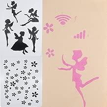 daily art stencils