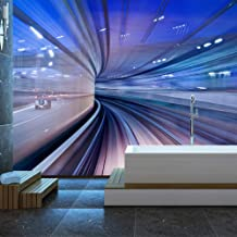 Mural 3D Wallpaper Custom Photo Wall Paper Space Extension Bedroom Living Room Sofa Wall Murals,400x280cm