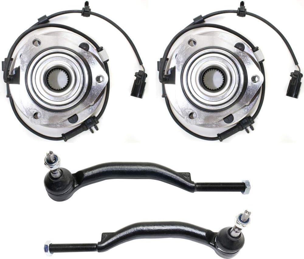 Evan-Fischer Wheel Hub Compatible Chevrolet 2002 Bombing new work Trailblaze 1 year warranty with