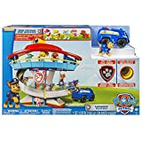 Paw Patrol Lookout Playset with 6 Pup Figures