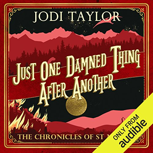 Just One Damned Thing After Another audiobook cover art