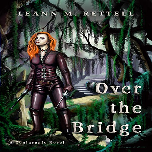 Over the Bridge  audiobook cover art