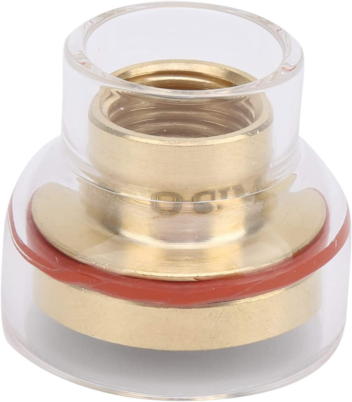 Gas Lens Nozzle Kit Easy To Replace TIG Torc 1 year warranty Design Ranking TOP7 One‑Piece