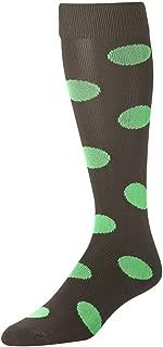 TCK Krazisox Polka Dot Over The Calf Socks