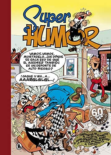 ¡Deportes de espanto!   El Óscar del Moro   El espeluznante Doctor Bíchez   La maldita maquinita   El Tirano (Súper Humor Mortadelo 31)