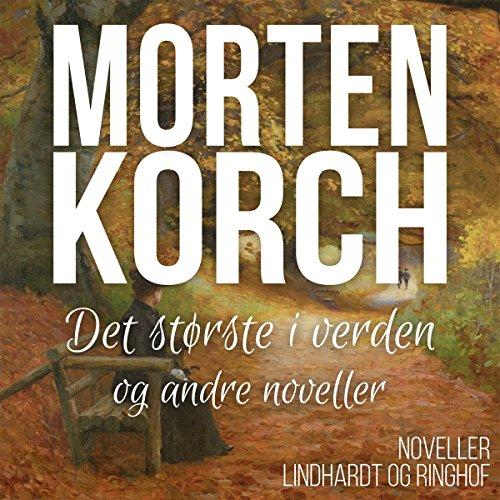 Det største i verden og andre noveller cover art