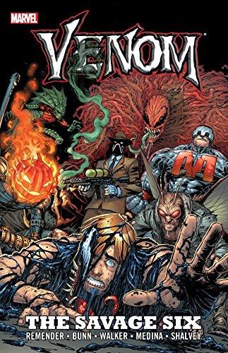 Venom: Savage Six (Venom (2011-2013))