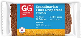 Best gg bran high fiber crackers Reviews