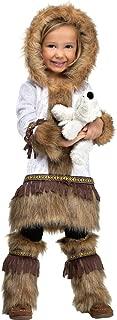 Costumes Baby Girl's Eskimo Toddler Costume