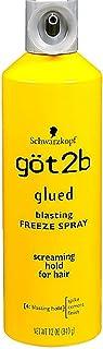 Got2b Glued Blasting Freeze Spray 340ml