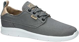 Vans Brigata Lite C&L Frost Grey Mens Sneakers (Medium / 6.5 D(M) US Frost Grey)