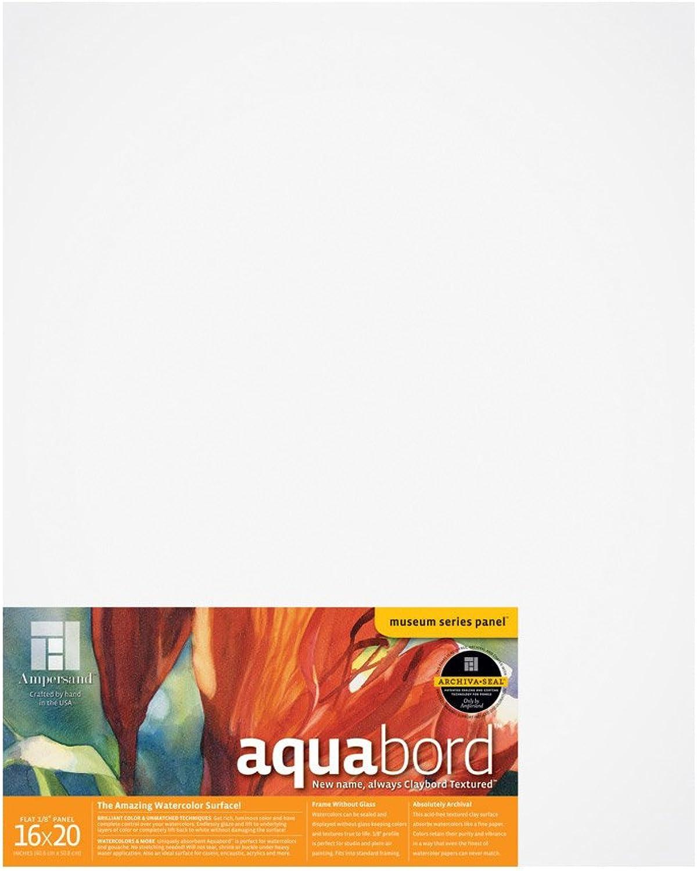 Ampersand Aquabord 16X20 1 8 Inch B0027A78IS  | Erlesene Materialien