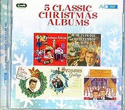 5 Classic Christmas Albums