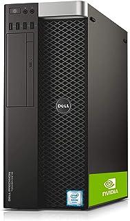 Dellプロ向けPC PrecisionTower T5810/XEON E5-1607v3/NVIDIA K620/RAM:32GB/新品SSD:512GB/Office(整備済み品)