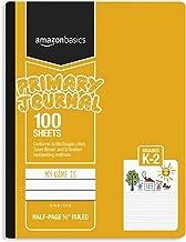 AmazonBasics Primary Journal 1/2