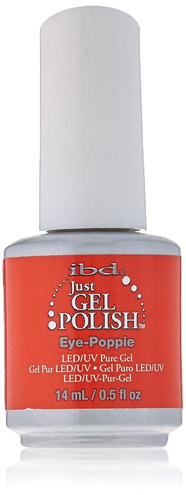 キャスト地元しないでくださいIBD Just Gel Polish - Eye-Poppie - 0.5oz / 14ml