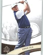 2014 SP Authentic Golf #33 Ernie Els - PGA Tour Golfer (Sports Trading Cards)