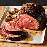The rich flavor and juiciness of the Omaha Steaks Boneless Heart of Prime Rib will make your next holiday meal one to remember. This premium rib roast is hand-selected by master butchers and aged a minimum of 21 days for exceptional taste and texture...