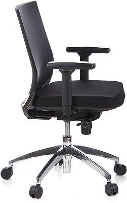 Bürostuhl Drehstuhl Schreibtischstuhl Kopfstütze Mesh PROFONDO PRO hjh OFFICE