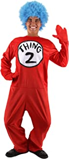 elope Dr Seuss Deluxe Thing 1 & 2 Costume