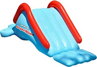 90809 SuperSlide Inflatable In Ground Pool Water Slide