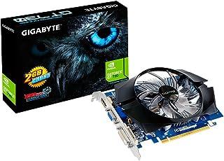 Placa de Vídeo GIGABYTE NVIDIA GeForce GT 730 2GB GDDR5 REV 2.0 - GV-N730D5-2GI GIGABYTE