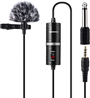 Professional Lavalier Lapel Video Microphone /216