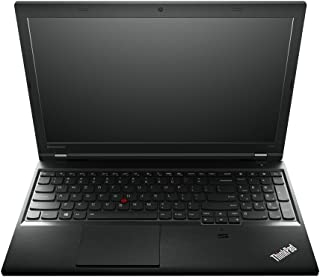 Lenovo ThinkPad L540; Business Notebook 15.6 Inch, Intel Core i5, 8 GB RAM, 128 GB SSD, WLAN, Webcam, Bluetooth, USB 3.0, Win10 Home (Reacondicionado)