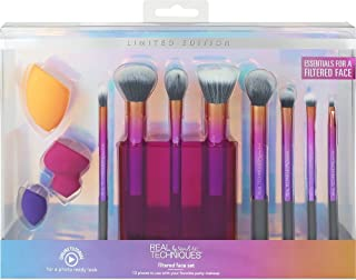 REAL TECHNIQUE FILTERED FACE SET LIMITED EDITION VALUE $80.