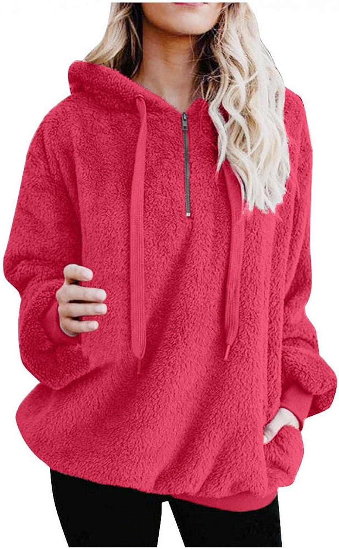 Hotkey Women's Turn Down Shawl Collar Tops Long Sleeve Plaid Wool Blend Winter Coat Asymmetric Hem Wrap Coat with Belted