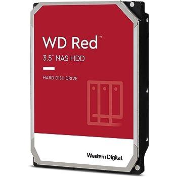 Western Digital HDD 4TB WD Red NAS RAID 3.5インチ 内蔵HDD WD40EFAX-EC 【国内正規代理店品】