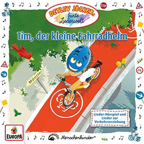 Tim, der kleine Fahrradhelm