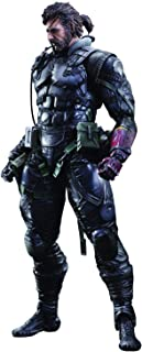Metal Gear Solid V The Phantom Pain Play Arts Kai Venom Snake Sneaking Suit Action Figure