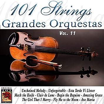101 Strings Grandes Orquestas Vol. 11