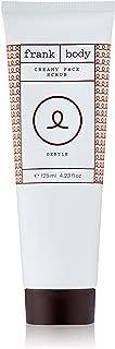 Frank Body Creamy Face Scrub, 4.23 Fl Oz