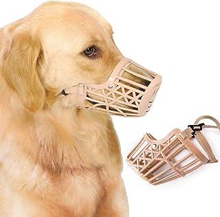 JVSISM Perro de Mascota Cachorro Bozal Cesta Jaula 7 Talla XXS