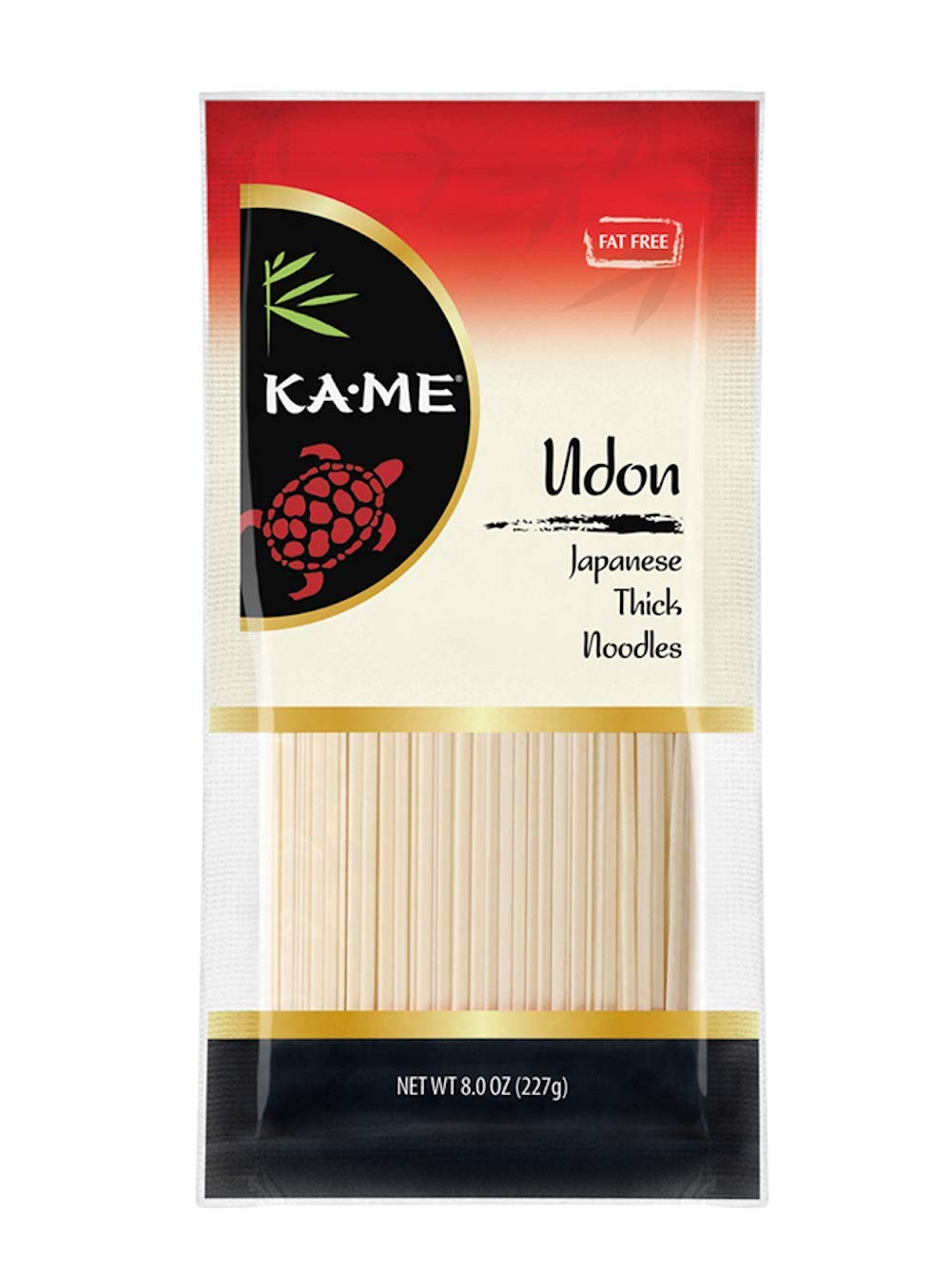 KA-ME Large special price Noodles Japanese Thick 8 Oz. Large-scale sale Bags 400473 Pack 72 of