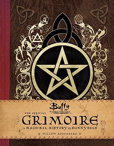 Buffy the Vampire Slayer - The Official Grimoire Willow Rosenberg