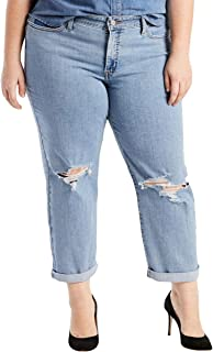 Levi's Women's Plus Size Boyfriend