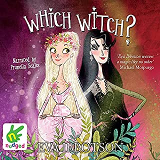 Which Witch?                   By:                                                                                                                                 Eva Ibbotson                               Narrated by:                                                                                                                                 Prunella Scales                      Length: 4 hrs and 37 mins     35 ratings     Overall 4.8